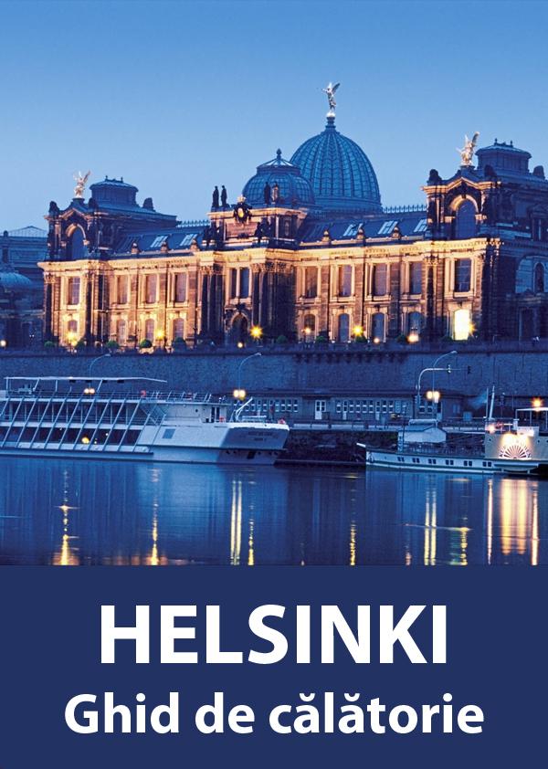 Ghid de calatorie Helsinki - Finlanda