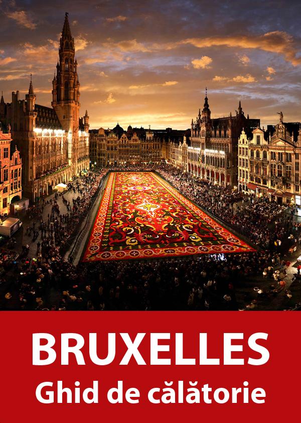 Ghid de calatorie Bruxelles - Belgia