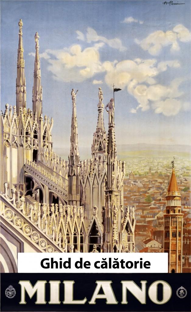 Ghid de calatorie Milano - Italia
