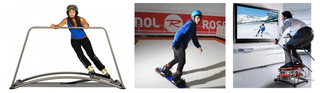 tipuri de simulatoare de ski