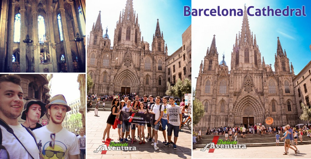 barcelona cathedral wallpaper