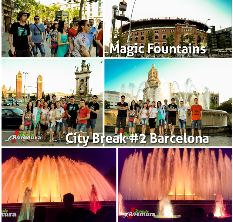 magic fountains wallpaper