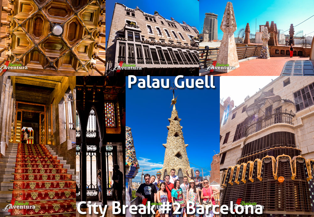 palau guell wallpaper